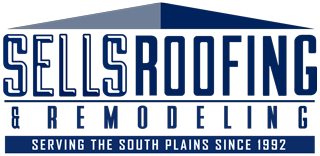 Sells Roofing and Remodeling logo